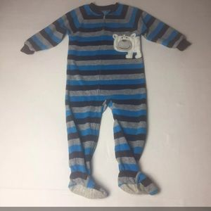 Carters Boy Footi Outfit